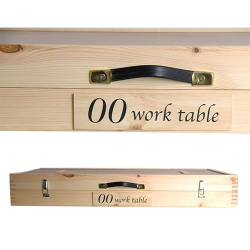 00 Work Table Grande 100 x 52 x 14 cm