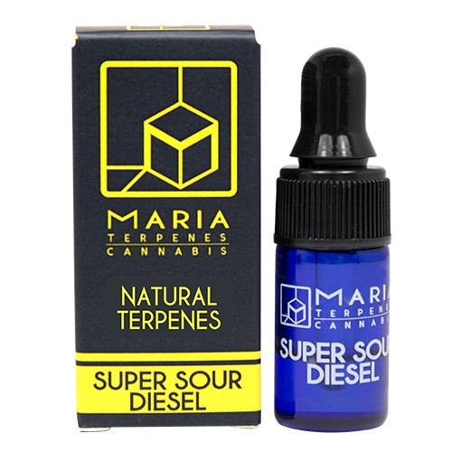 Terpenos Super Sour Diesel 1,5 ml Maria