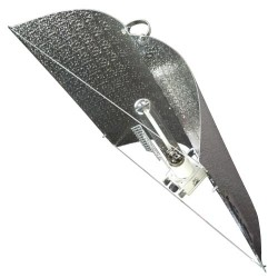 Reflector Adjust-A-Wings Enforcer/Medium(70x55 cm)+Casquillo